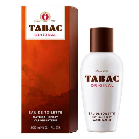 Tabac Original Eau de Toilette Natural Spray 100ml