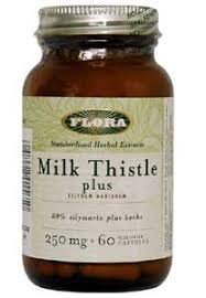 Flora Milk Thistle Plus