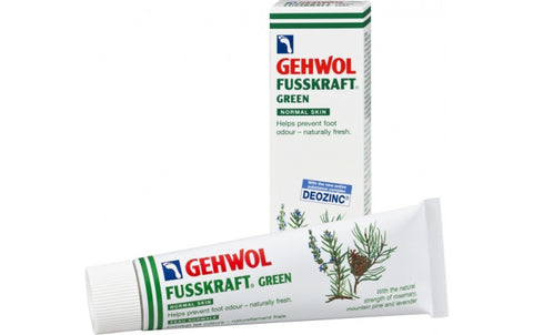GEHWOL FUSSKRAFT GREEN 75 ML