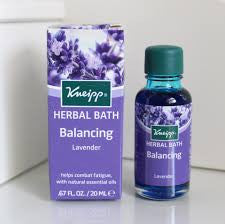 Kneipp Massage Oil Lavender 20ml