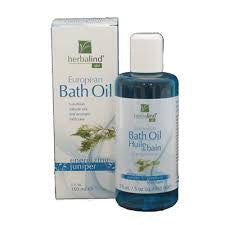 Herbalind European Bath Oil Juniper 150ml - Imported From Germany