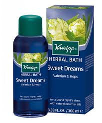 Kneipp Herbal Bath Sweet Dreams 100ml - Imported From Germany
