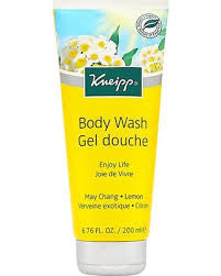 Kneipp Body Wash Enjoy Life 200ml - Imported From Germany