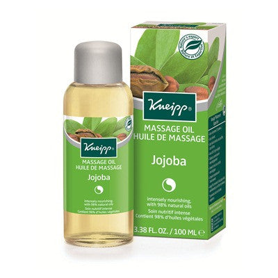 Kneipp Massage Oil Jojoba 100ml - Imported From Germany