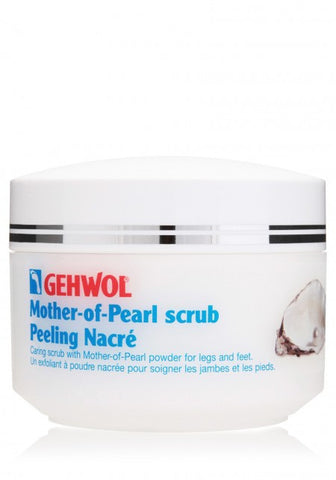 Gehwol Mother of Pearl Scrub 150ml - Imported From Germany