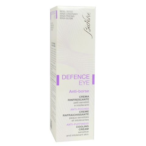 BIONIKE DEFENCE EYE ANTI-PUFFINESS 15ML - IMPORTED FROM ITALY