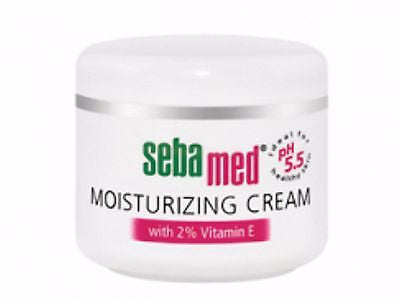 Sebamed Moisturizing Cream With 2% Vitamim E 75ml