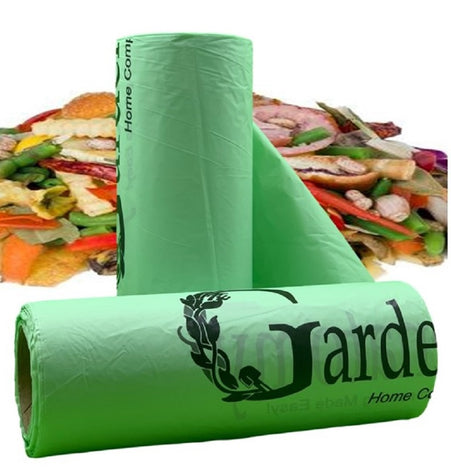 Biodegradable Bags - Pail Liners