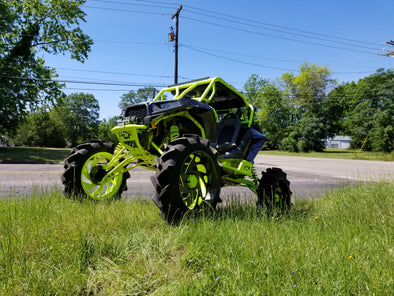 "Polaris RZR 1000 8"" Lift Kit"