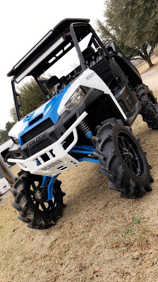 "Polaris Ranger 5"" Lift"