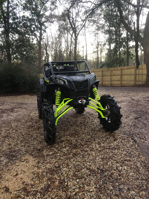 "Maverick Trail/Sport 8"" Pcf lift kit"