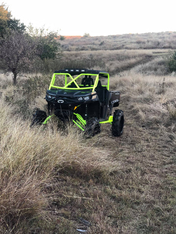 "CanAm 8"" Defender Lift Kit"