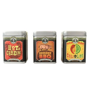 Sothern Grill Seasonings
