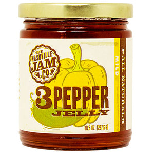 3 Pepper Jelly