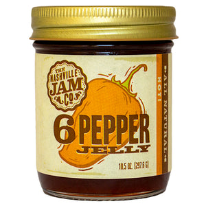 6 Pepper Jelly