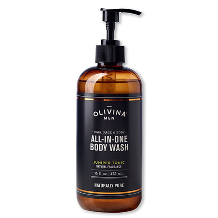 All-In-One Body Wash