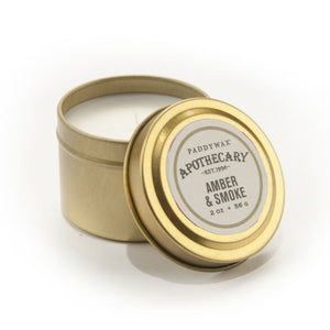 Apothecary Tin Candles - 2oz