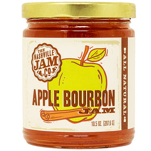 Apple Bourbon Jam