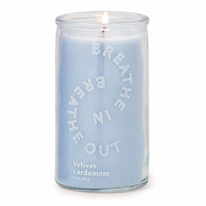 Breathe Vetiver Cardamom Candle
