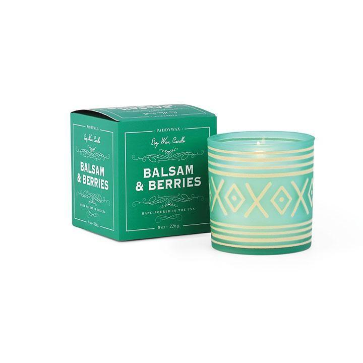 Balsam and Berries Candle