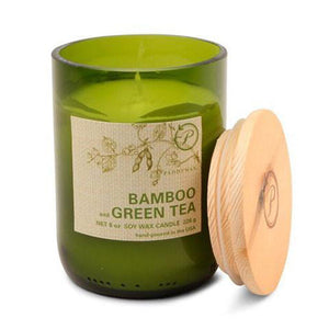 Bamboo & Green Tea Eco Candle