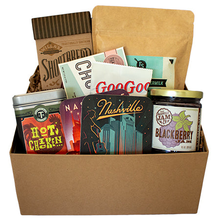 Best of Nashville Gift Box