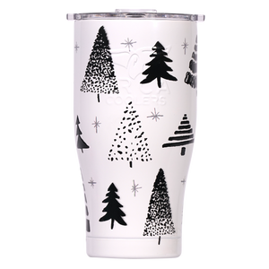 Holiday Tree Orca Tumbler