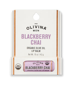 Olivina Blackberry Chai Lip Balm