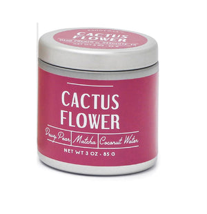 Paddywax Cactus Flower 3oz Candle Tin