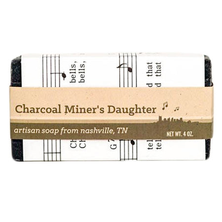 Charcoal Miner's Daughter Soap Bar