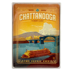 Chattanooga Playing Cards