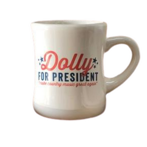 Dolly for President Mug