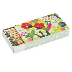 Flower Match Box