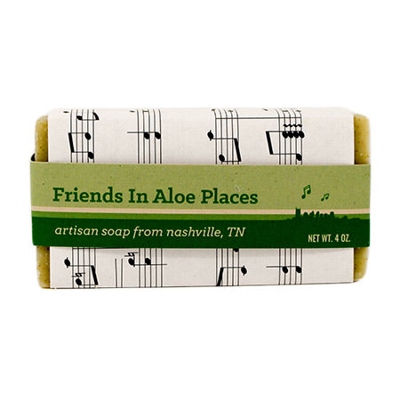 Friends in Aloe Places Soap Bar
