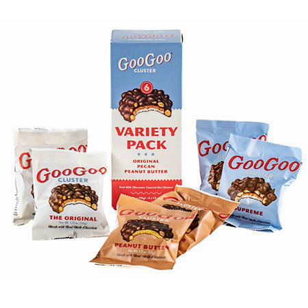 GooGoo Variety Box