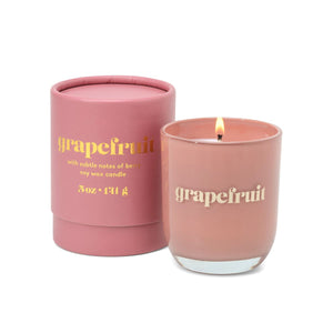 Grapefruit Gift Candle