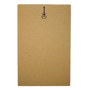 Oak&Ink Small Guitar Notepad