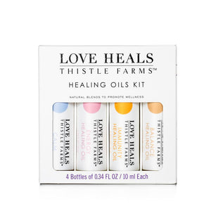 Thistle Farms Essential Healing Oils Set
