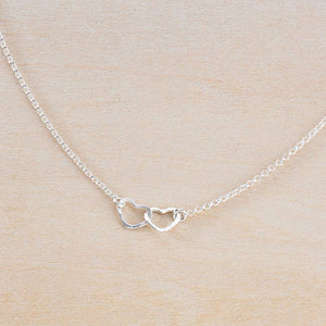 Freshie & Zero Necklace - Tiny Hearts