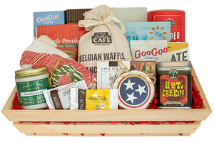 TN Home for the Holidays Gift Basket