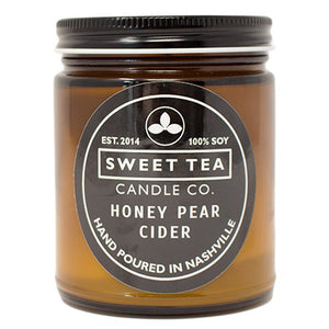 Honey Pear Cider Candle