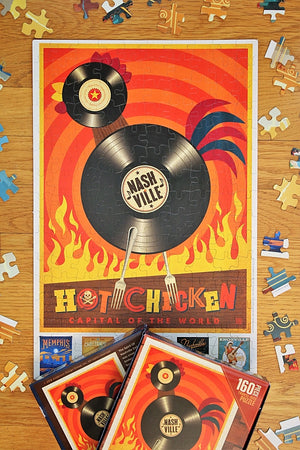 Hot Chicken Puzzle