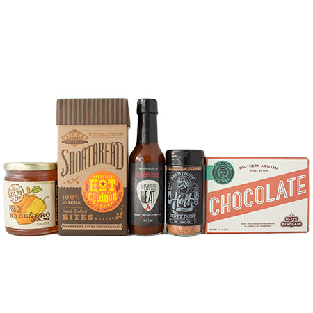 Hot & Spicy Tennessee Gift Set