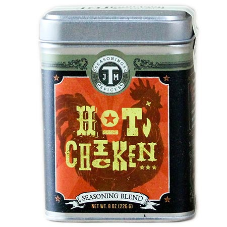 Hot Chicken Seasoning Blend