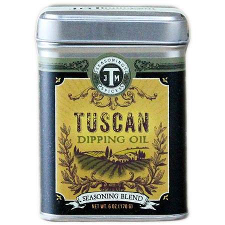 Tuscan Dipping Oil Seasoning Blend