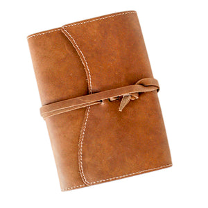Leather Wrap Journal