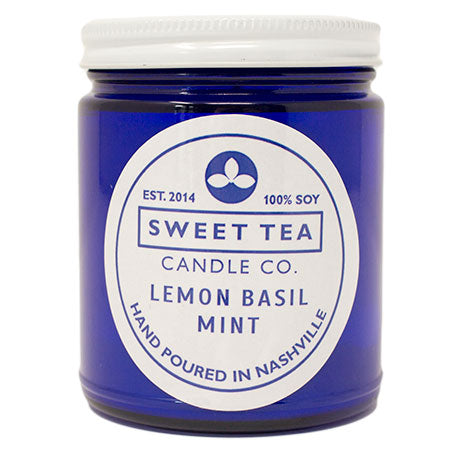Lemon Basil Mint Candle