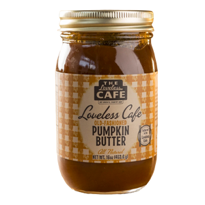 Loveless Cafe Pumpkin Butter