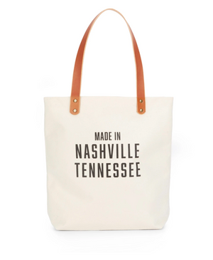 Made in Nashville Market Tote Bag