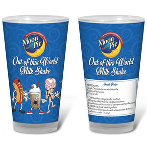 Out of This World Moonpie Milkshake Glass
